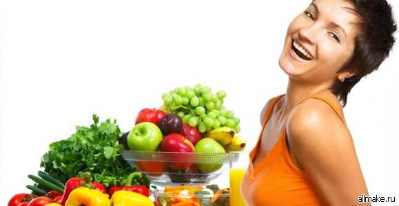 раздельная еда чтобы похудеть