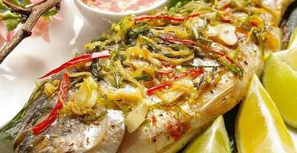 Приготовить рыбу целиком в духовке