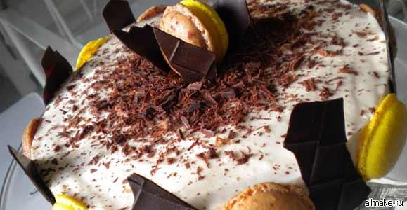 торт птичье молоко оригинальный рецепт гуральника