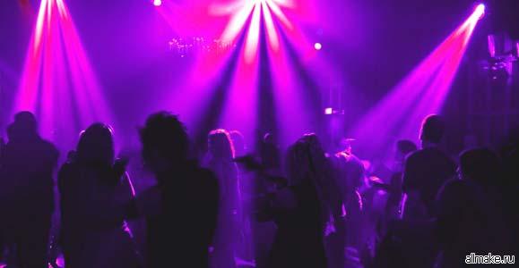 клуб и как правильно знакомиться в клубе