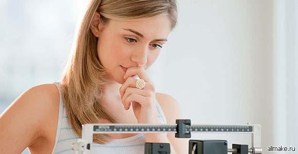 как похудеть без диет и пп