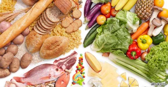 раздельное питание чтобы похудеть быстро