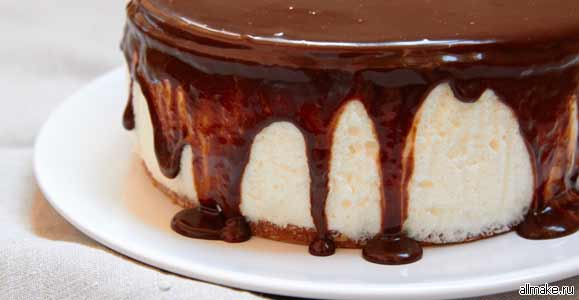 Птичье молоко рецепт торт суфле