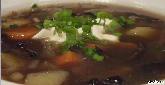 Рецепт приготовления простого супа